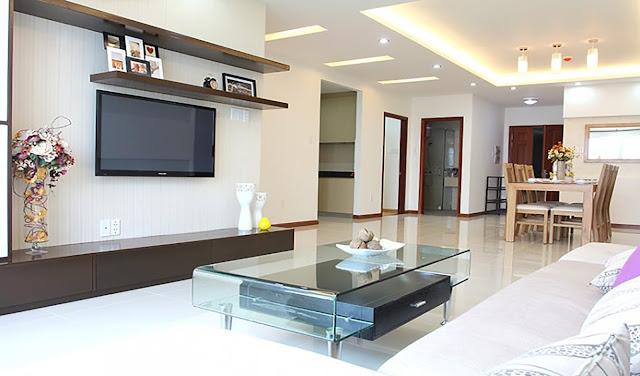 Thiết kế bên trong căn hộ Xuân Mai Thanh Hóa