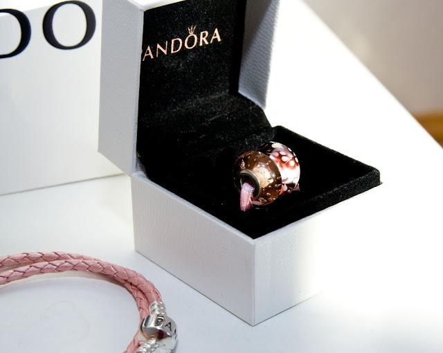 Pandora koraliki srebro 925 wybita próba, opakowanie