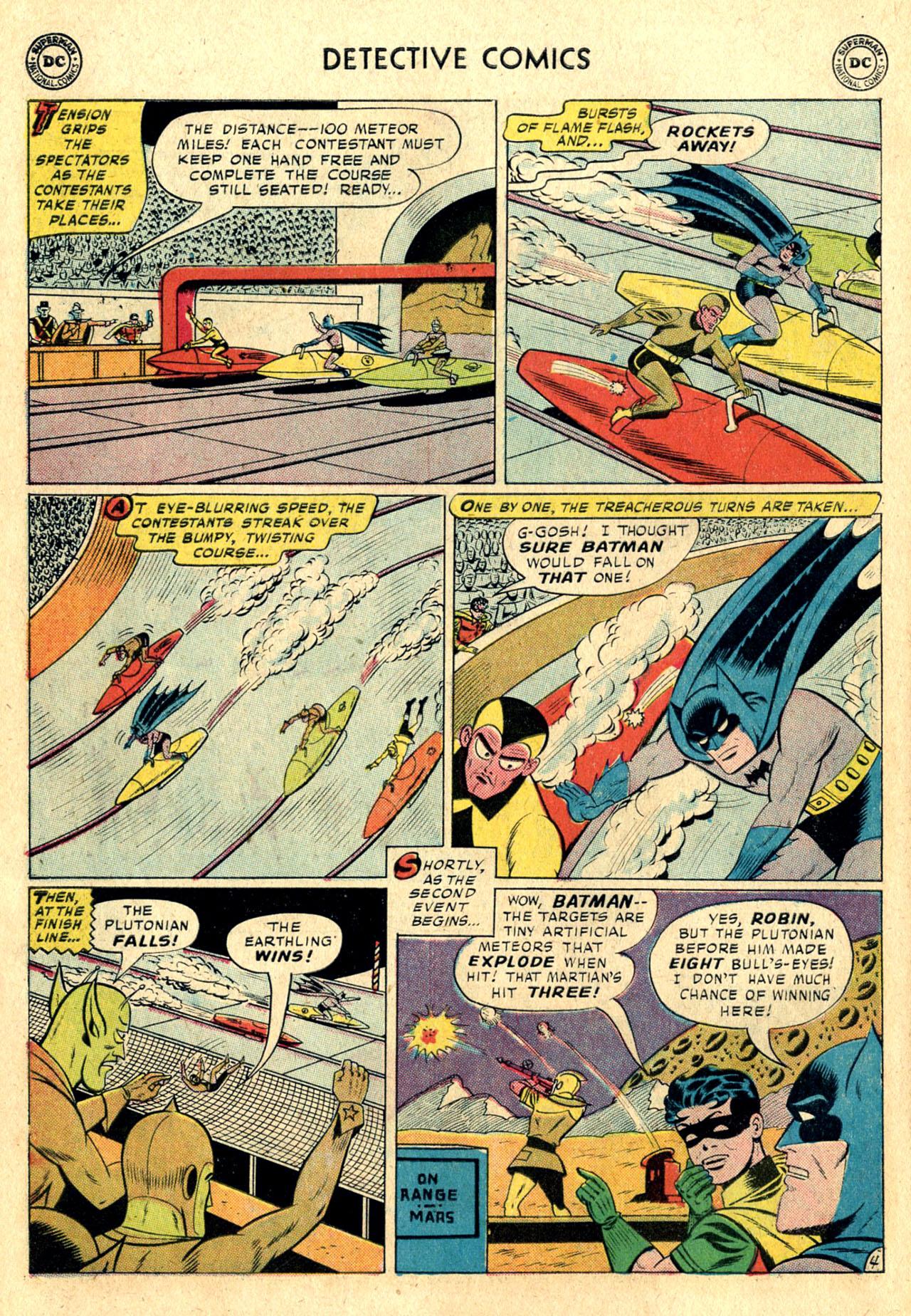 Read online Detective Comics (1937) comic -  Issue #260 - 6
