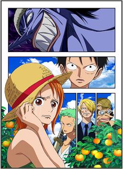 One Piece Ova Episode Of Nami