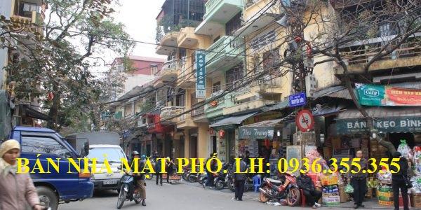 Bán nhà mặt phố Nguyễn Siêu, Hoàn Kiếm