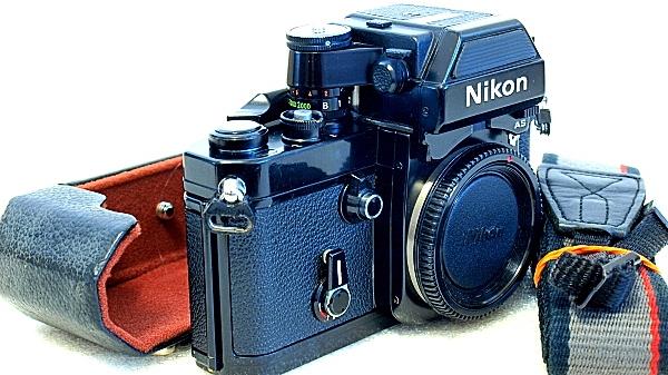 Nikon F2 Photomic 35mm SLR Cameras