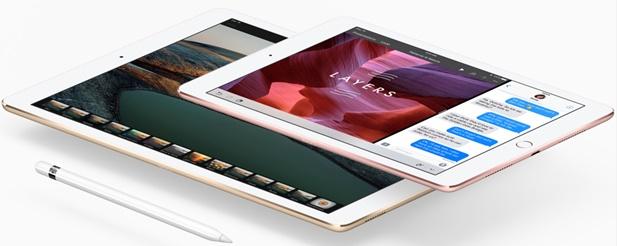 iPad Pro Dua Ukuran