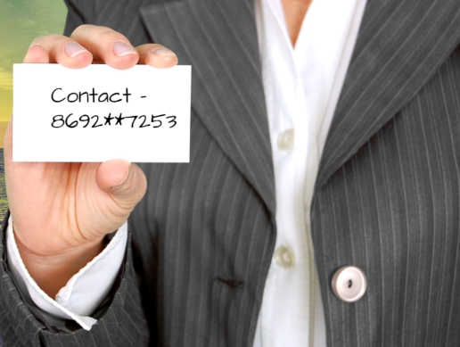 Contact Information is Must for Resumes