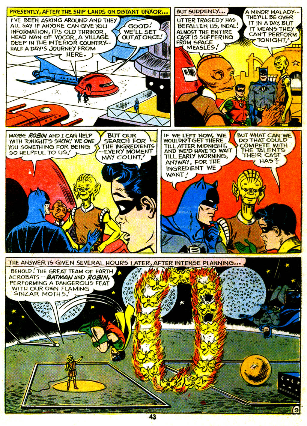 Read online World's Finest Comics comic -  Issue #206 - 39