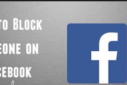 How Do You Block someone On Facebook