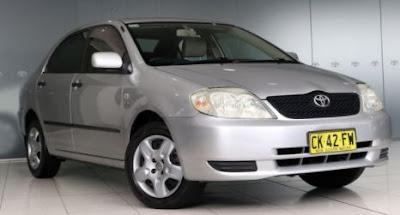 Toyota Corolla Altis 2003