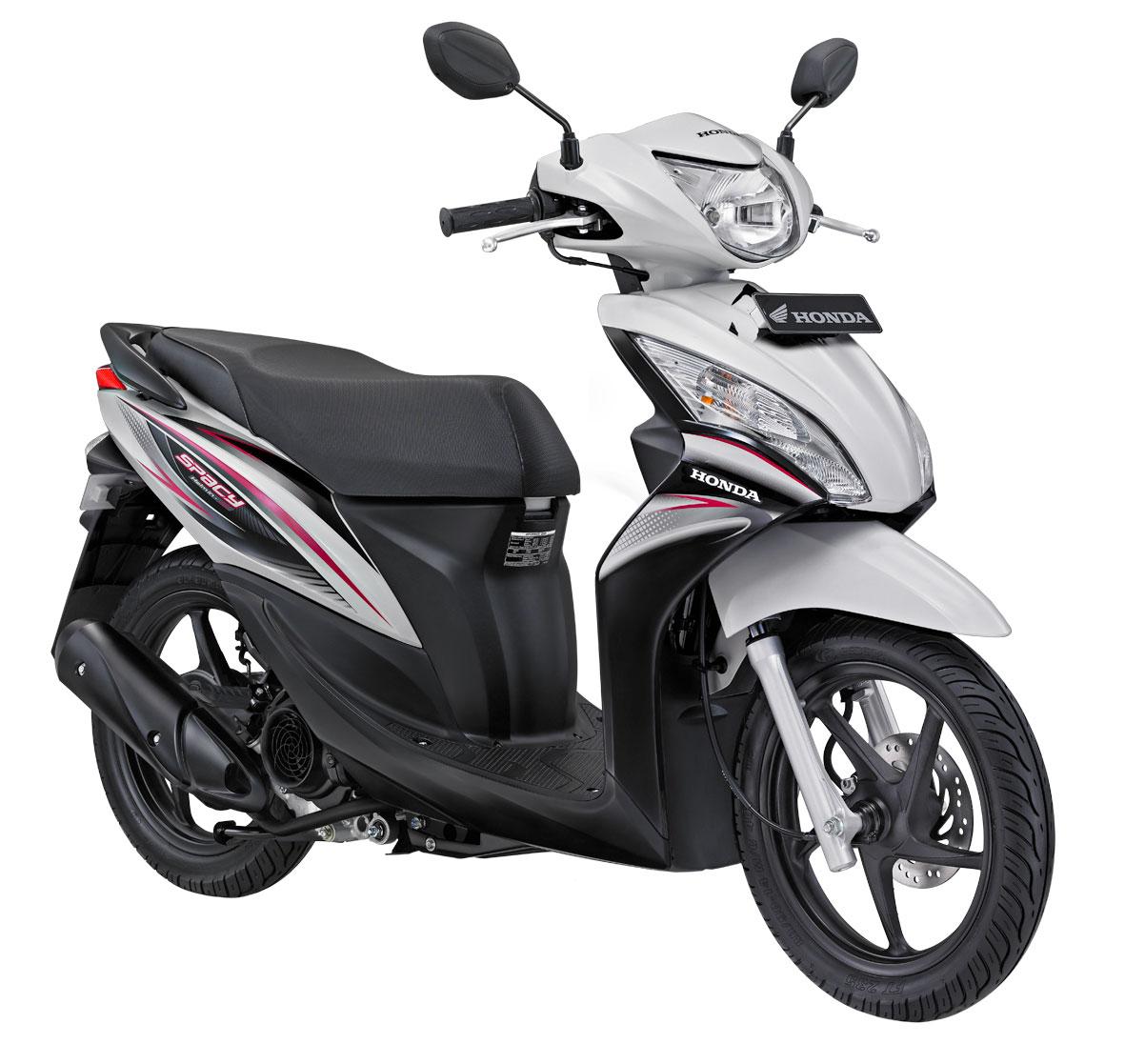 Sepeda Motor Injeksi Irit Harga Terbaik Cuma Honda News