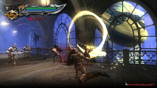 God of War 2 Gameplay Screenshot 2