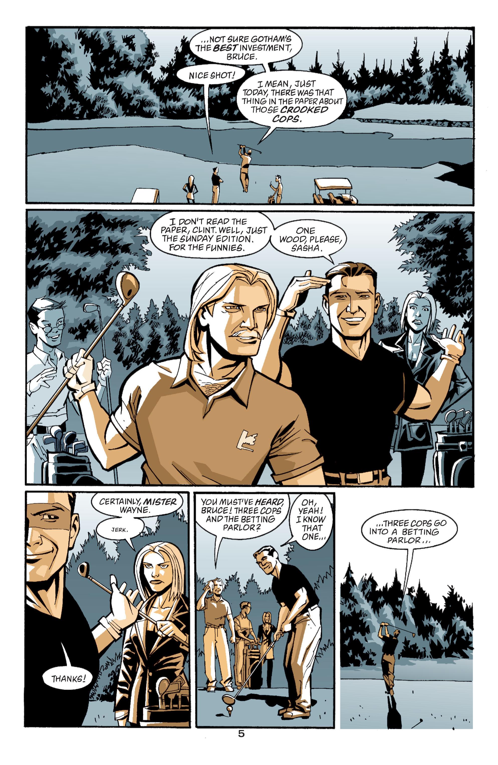 Detective Comics (1937) 758 Page 5