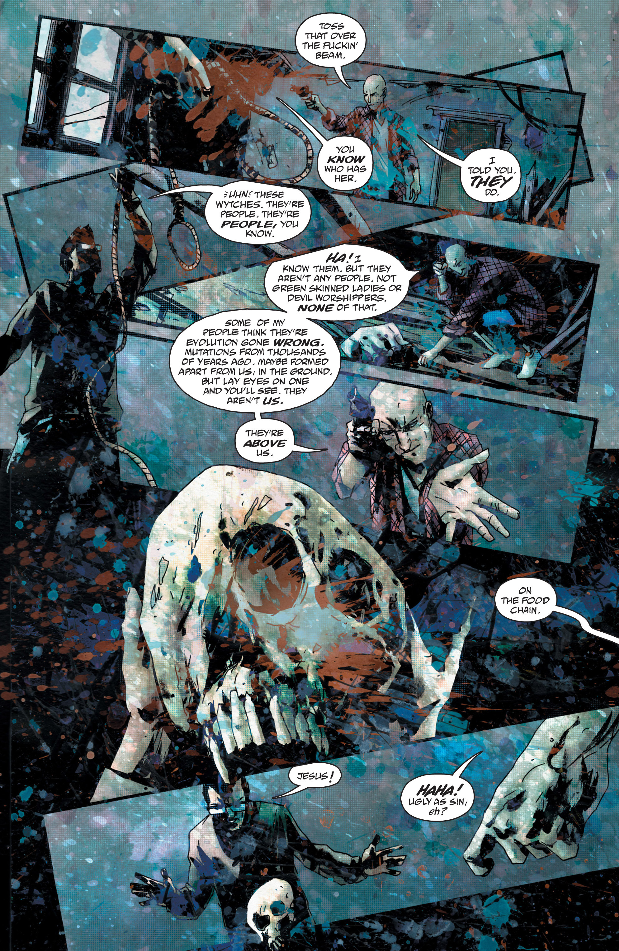 Read online Wytches comic -  Issue #4 - 14