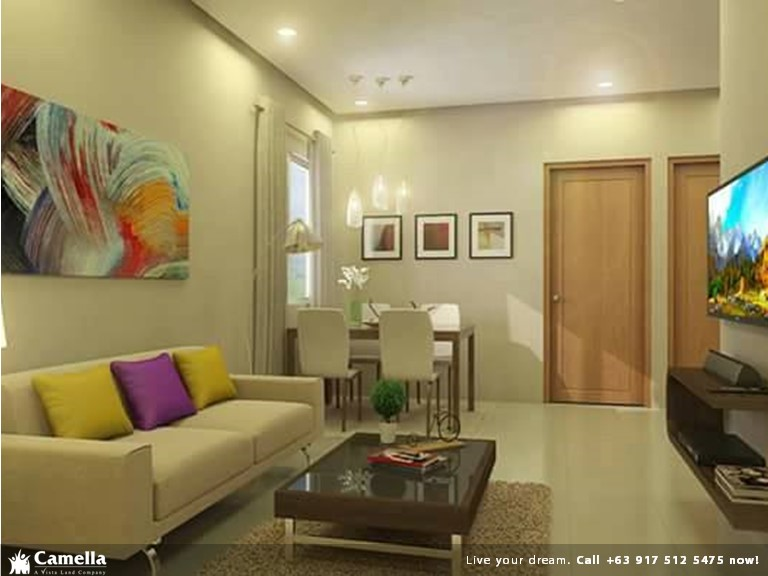 Photos of Two (2) Bedroom 40 Sqm - Camella Condo Homes Bacoor | Luxury House & Lot for Sale Bacoor Cavite