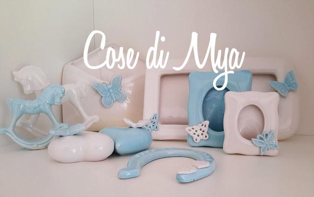 Coordinato in ceramica