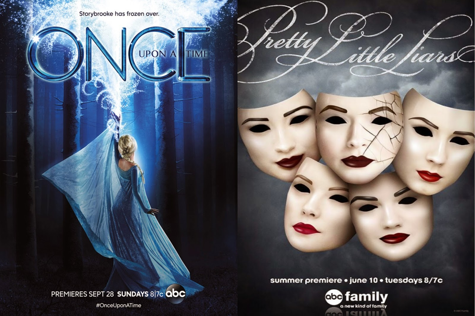 onceuponatime season4 poster tile - Favoritos do mês ♥