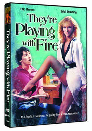 They're Playing With Fire 1984 DVDRip 300Mb UNRATED English 480p Watch Online Full Movie Download bolly4u