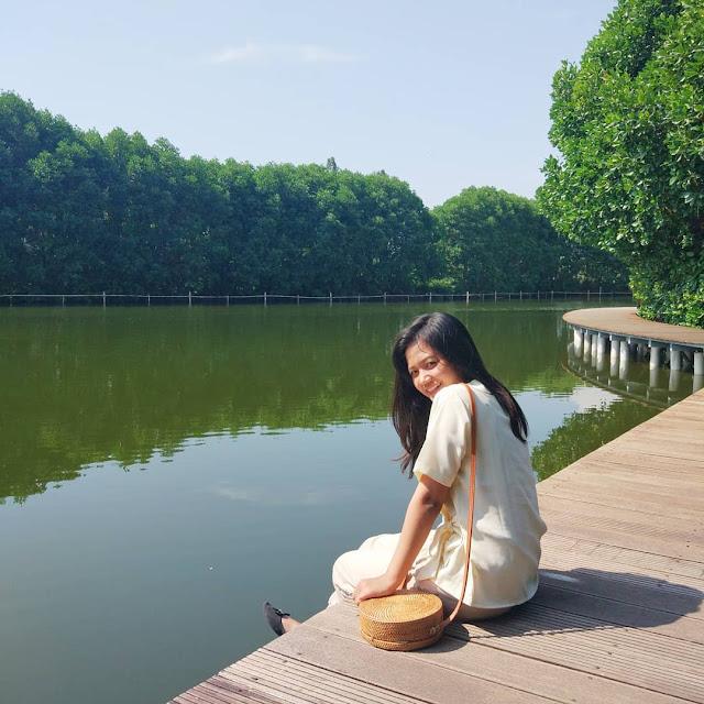 Hutan Mangrove PIK Dermaga