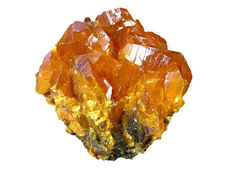 Oropimente - Los diez minerales mas peligrosos del mundo