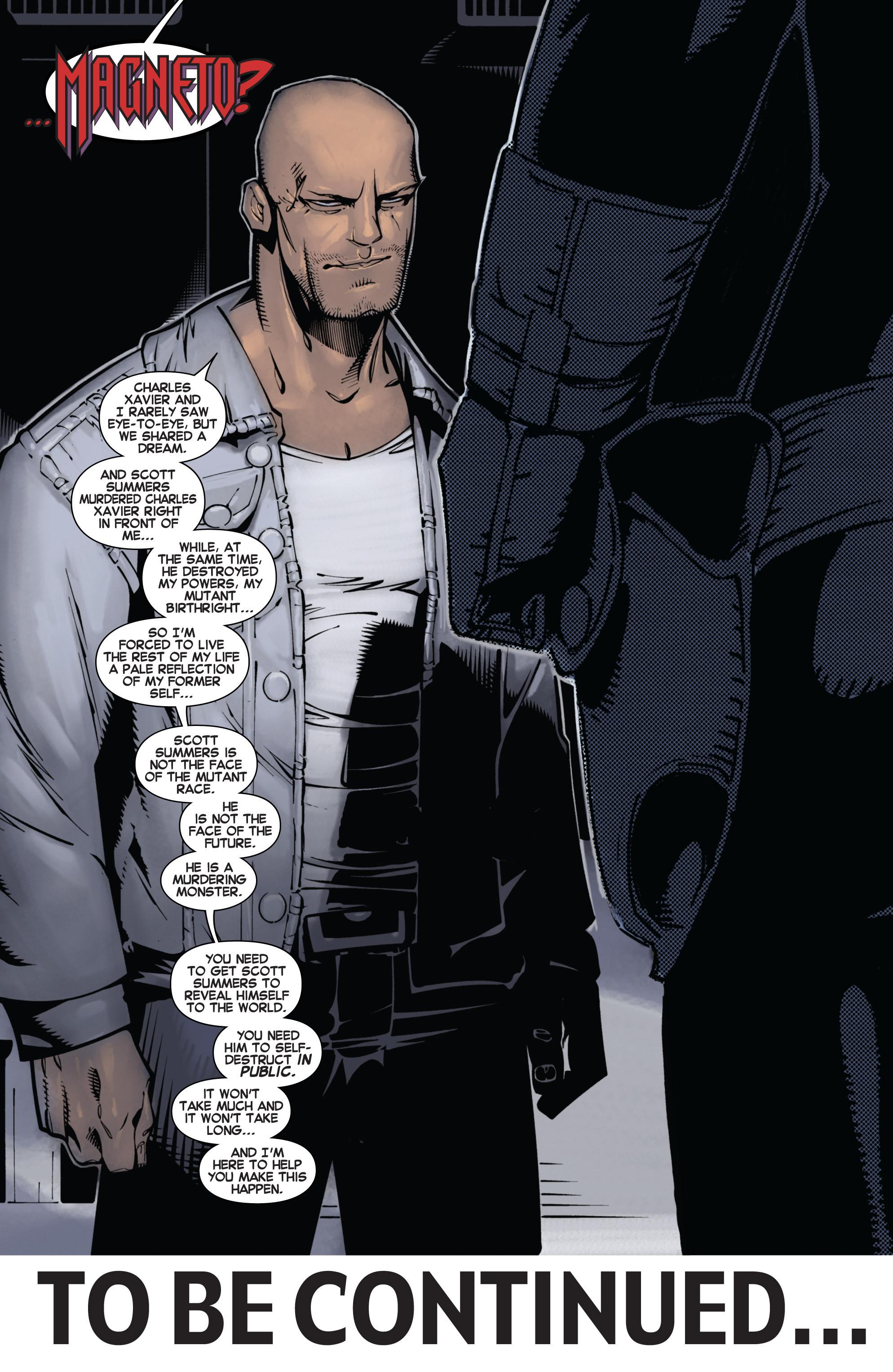 Read online Uncanny X-Men (2013) comic -  Issue # _TPB 1 - Revolution - 21