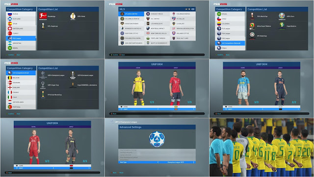 PES 2019 License Patch V1.0