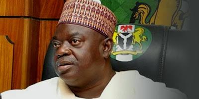 EFCC detains Ex Governor ALIYU