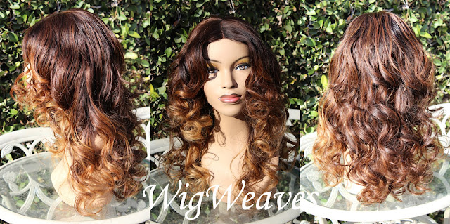 New Indian Hair Full Frontal Wig