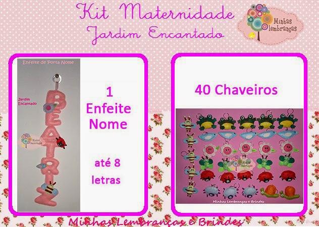 jardim-encantado-feltro-kit-maternidade-lembrancinha-chaveiro-enfeite-porta-nome-nascimento-bebê