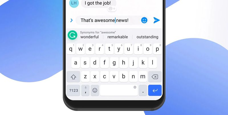 Grammarly Keyboard For Android And iOS