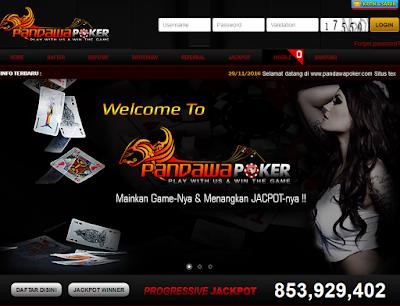 Pandawa Poker - Agen poker online terbaik dan terpercaya