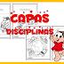 Capas para disciplinas