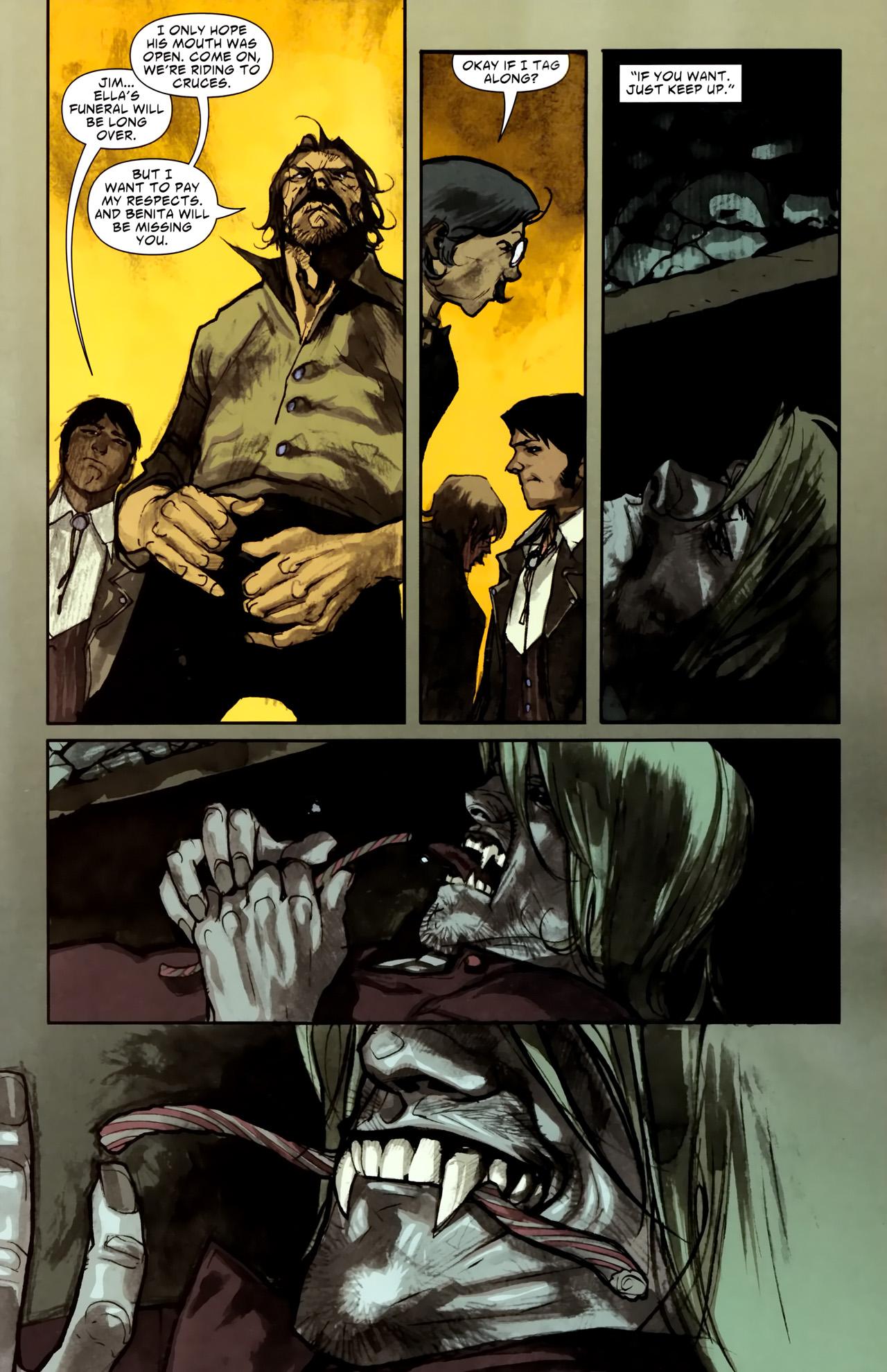Read online American Vampire comic -  Issue #2 - 22