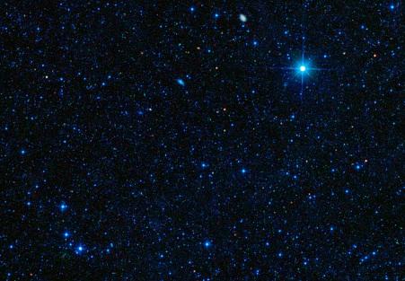 Csillagok az űrben