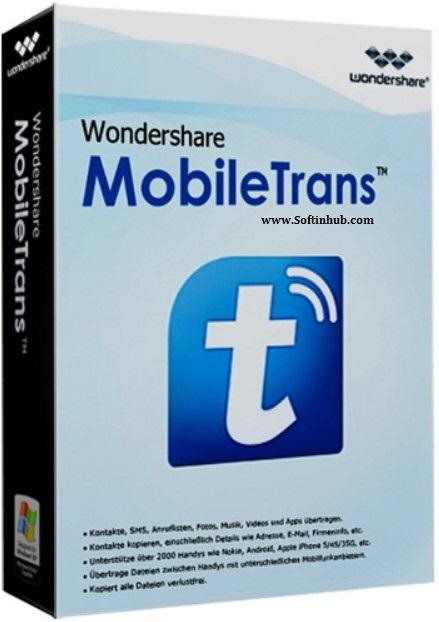Wondershare MobileTrans 7.6.2.481 poster box cover