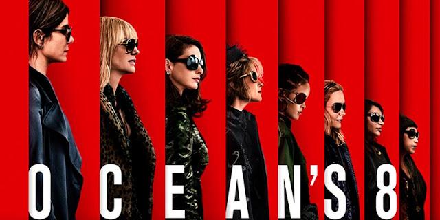 Crítica: 'Ocean's 8' (2018) de Gary Ross