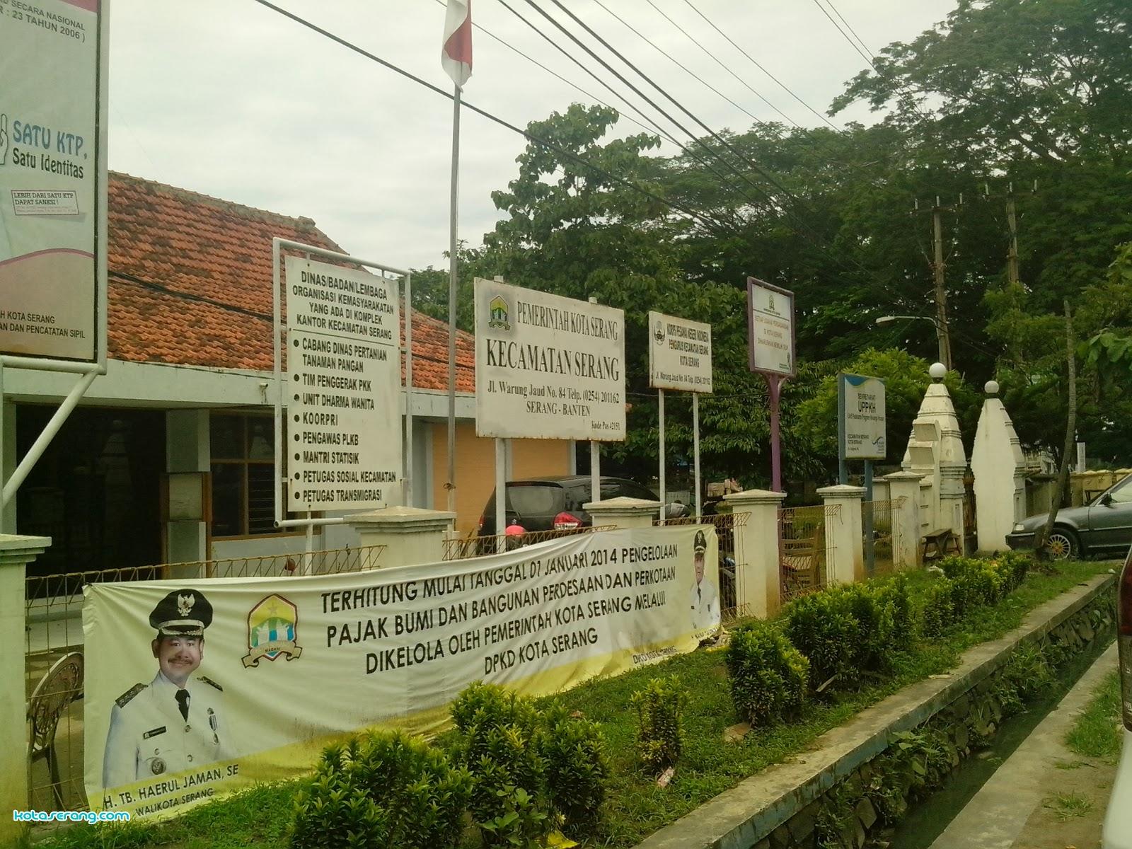 Kantor Kecamatan Serang