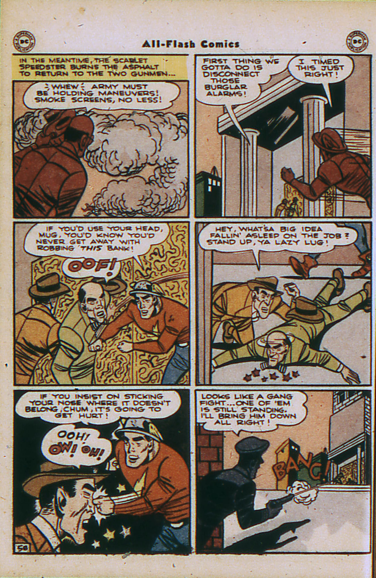 Read online All-Flash comic -  Issue #26 - 21