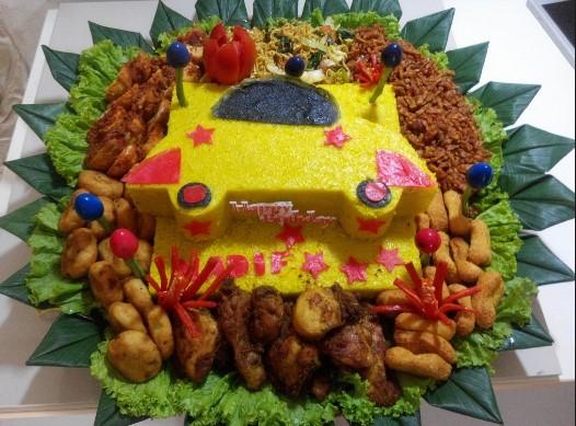 081 333 232 582 Paket Nasi Kuning Ultah Anak Di Bali Murah Lengkap 081 333 232 582 Catering Makanan Sehat Bali Enak Murah