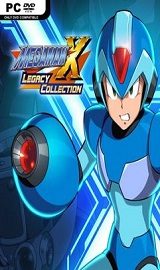 Mega Man X Legacy Collection - Mega Man X Legacy Collection-SKIDROW