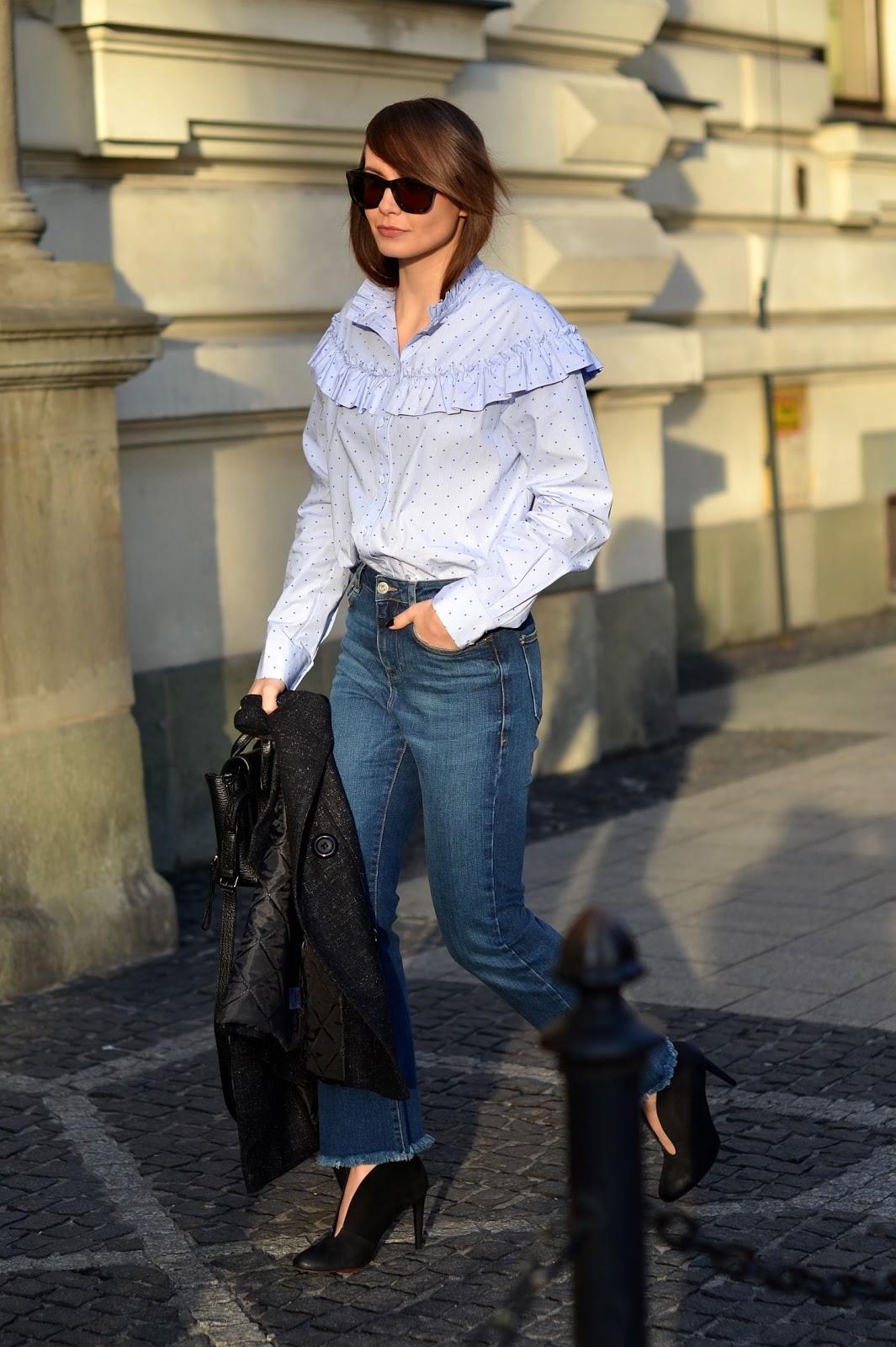 modne spodnie na wiosne 2016 | fredzle przy spodniach | pozytywne nawyki