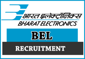 BEL ( Bharat Electronics Limited ) Recruitment 2019