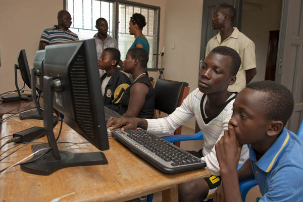EXCERPT | Ghana: ICTs in Public Management
