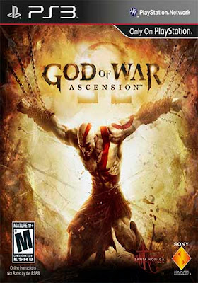 God of War: Ascension Dublado PT-BR PS3 Torrent