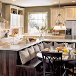 Good ideas for the kitchen &Bath.The home decor designs with style