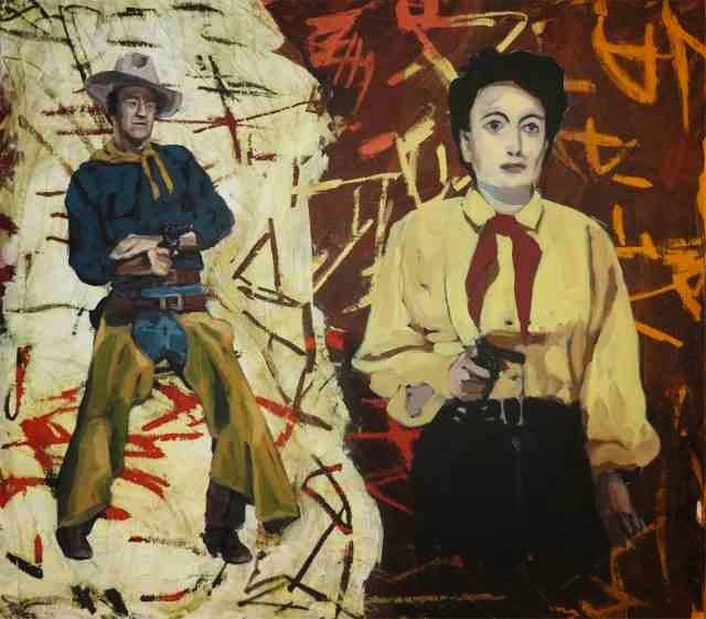 Австралийский художник. Paul Tilyard