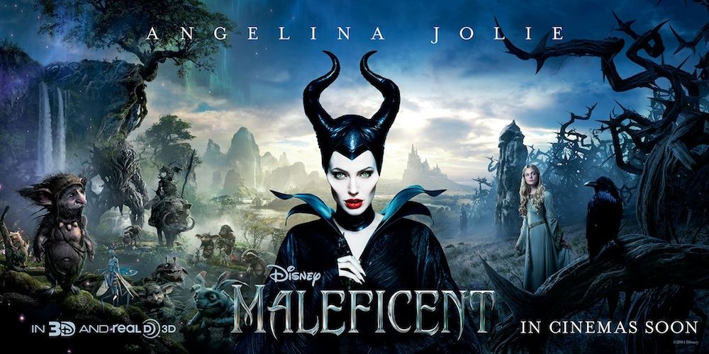 Maleficent #100DaysOfDisney