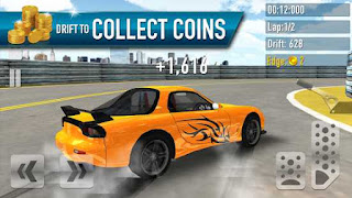 Drift Max Mod Unlimited Money