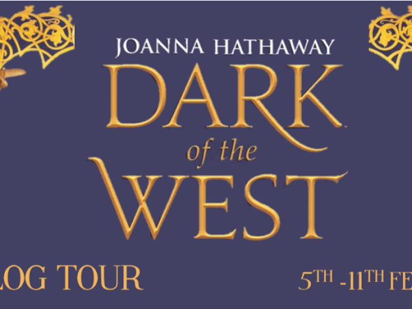 Dark of the West Blog Tour: Review and Favorite Quotes