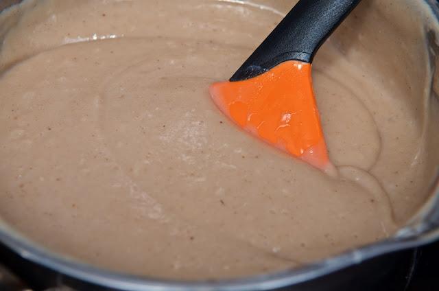 Cuisine - Cook - Food - Dessert - Cream - Crème dessert - Crème Pâtissière aux Marrons - Pâtisserie - Marrons Ardèche - Clément Faugier