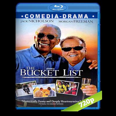 Antes De Partir (2007) BRRip 720p Audio Trial Latino-Castellano-Ingles 5.1