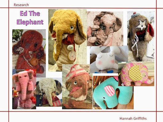 Ed The Elephant development work