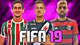 Download FTS 2019 Mod FIFA 19 SULAMERICANO V6 Apk Data Obb